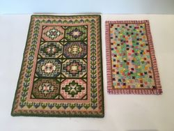 Cross-stitch Rugs