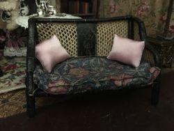 Silk cushions!