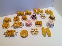 1:18 Scale Food for my Bakery