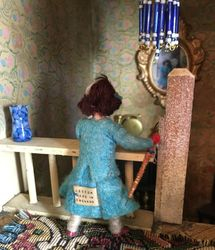 Upstairs, Isla had been thrown into a dither at Cedric's mention of Sir Thomas' name.