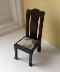 My Elgin chair like Kim's.