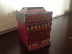 Close-up of Little Dolls' House (requested by Julie Hardy)
