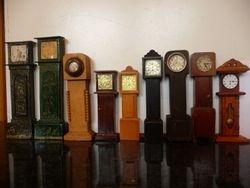 My Grandfather Clocks