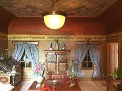 Princesses Iris and Ruby's Bedroom