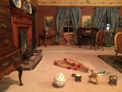 Princes Noel and Zephyr's Bedroom