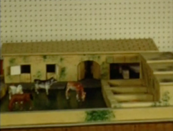 Screen Shot of Victory Nelson Toys Stables