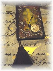"""""""IT'S ABOUT TIME""""-STEAMPUNK JOURNAL"""