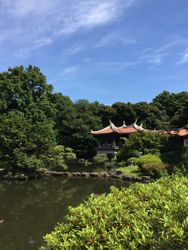 Nacionalni park u Shinjuku-u