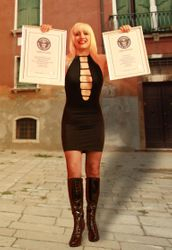 Two Times Guinness World Record Holder