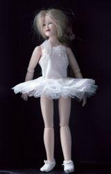 State rehearsal ballerina costume