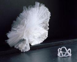 White Snowflake Ballerign Costume