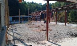 Rebuilding Covered Firing Line