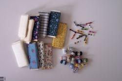 Haberdashery items