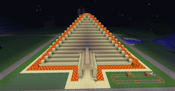 Pyramid ( what is inside?)