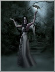 Witch by Moonlight
