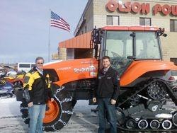 Dan & Tyler Olson