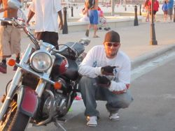 DJ^Prodigy and his Scoot