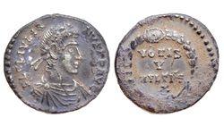 Roman Silver Siliqua
