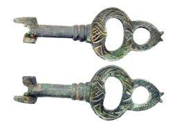 Post-Medieval key