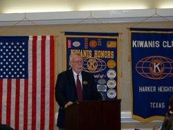 Harker Heights Mayor Rob Robinson