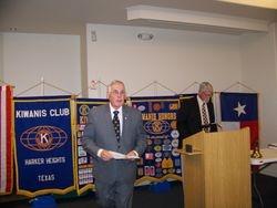 David McClure 35 Year Past President Legion Of Honor