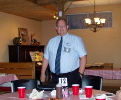 Lt Gov. Chuck Lauer