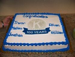 Congratulations Scholarship HHHS Recipients