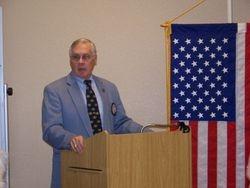 David McClure Scholarship Chairman