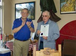 Legion of Honor 40 Years! David McClure