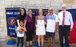 Jacquelyne Fuavai & Family