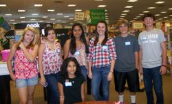 Library Adventure Day at Barnes & Noble