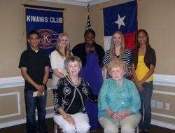 May 2012 Scholarship Recipients