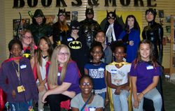 Batman Day at the HH Library