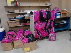 Backpacks - Service Project