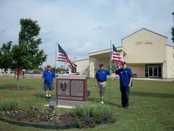 Purple Heart Memorial HH Memorial Day Parade