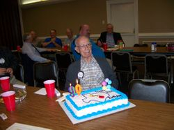 Gen Robert Shoemaker's 90th Birthday