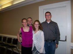 Sandra Tenore's family