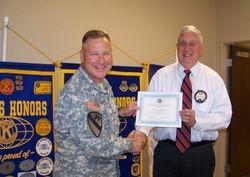 Col. Dave Sanders