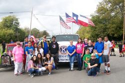 Veteran's Day Parade Builders, Key & Kiwanis