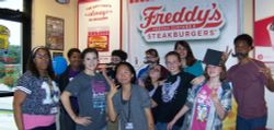 Fun at Freddy's