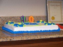 Happy 90th Birthday to Mariki Cross