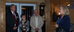 James Hoyle, Mariko Cross, Norm Dunbar