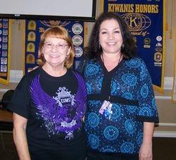 Kiwanis Advisor & Teacher Sponsor