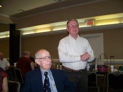 Robert Shoemaker & Norm Dunbar