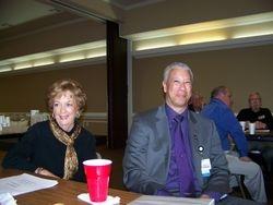 Sue Dunlap, Dr Don Daniels