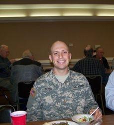 2nd Lt Cole Setzer