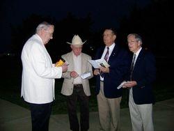 Easter Sunrise Service 2012