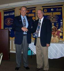 Darrel Charlton and Bob Dunlap