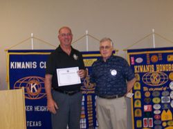 Paul Loughran Certificate of Appreciation