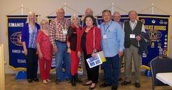 Waco Seniors inter-club meeting
